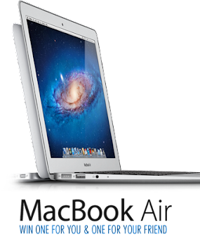 Mau Laptop Apple MacBook Air Gratis!!!