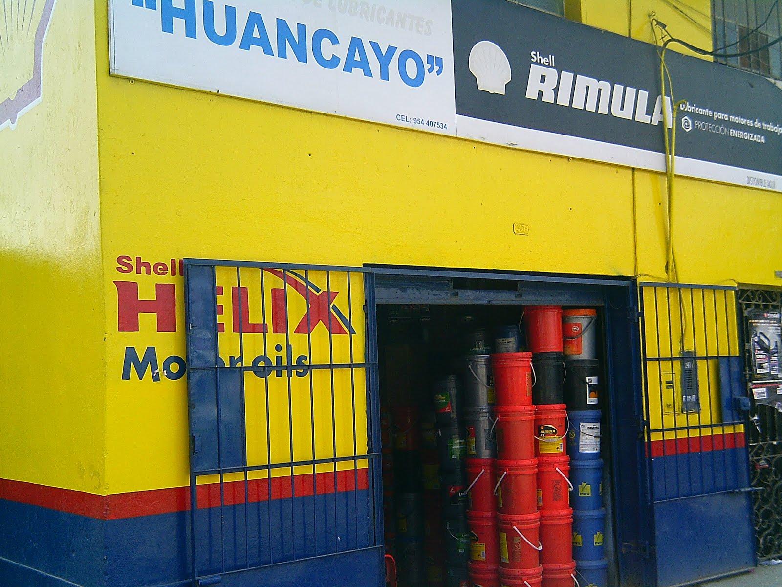 LUBRIDIESEL HUANCAYO,  ATALAYA Y CASTILLA  EL TAMBO