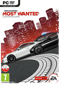 Need for Speed: Most Wanted - BLACK BOX - www.blackboxrepack.com