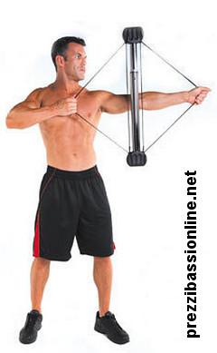 Iso7x attrezzo fitness funziona opinioni for Pettorali diversi