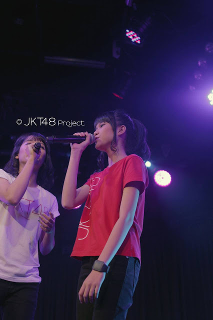 Foto Foto JKT48 Terbaru Meet and Great Ramadhan 2