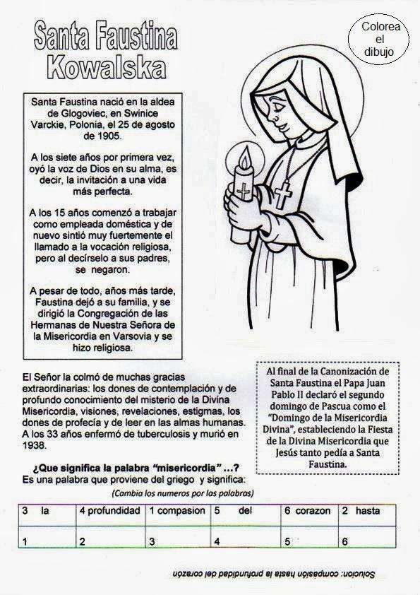 RECURSOS PARA CATEQUESIS: Recursos Catequesis Segundo Domingo de ...