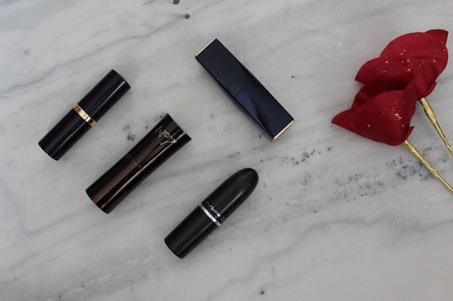 Autmumn colours for lipsticks, MAC ESTEE LAUDER NO7