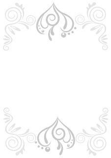 красивые рамки А4