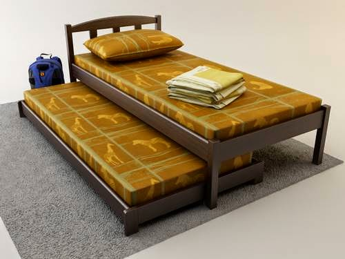 Kamar tidur tunggal