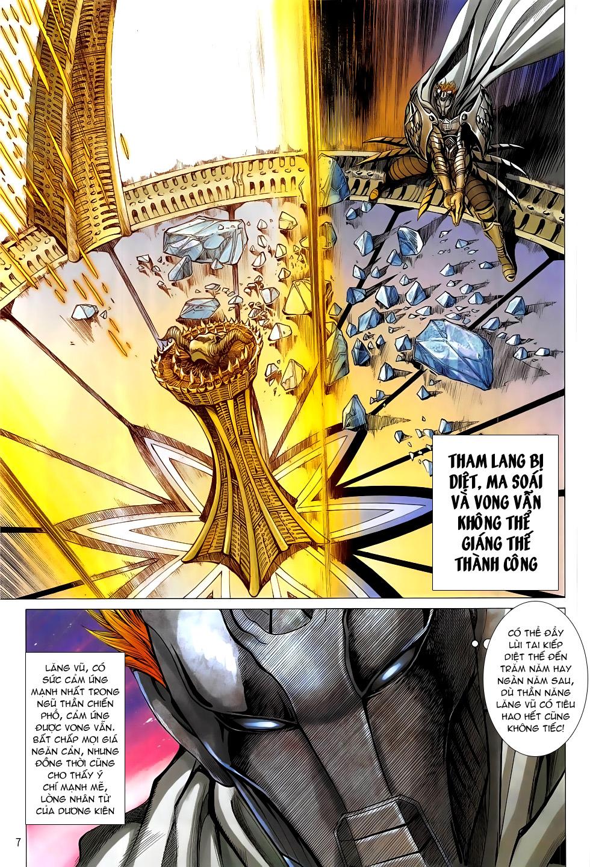 Chiến Phổ chap 19 - Trang 7