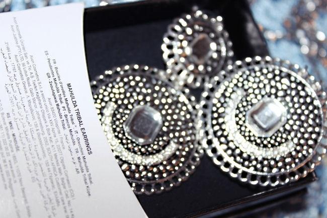 Avon jewelry: Mahulda Tribal earrings. Avon nakit. Avon jewelry. Tribal earrings. Tribal mindjuse.