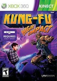 Kung Fu High Impact XBOX 360 Full 2011 Español ISO RF DVD9