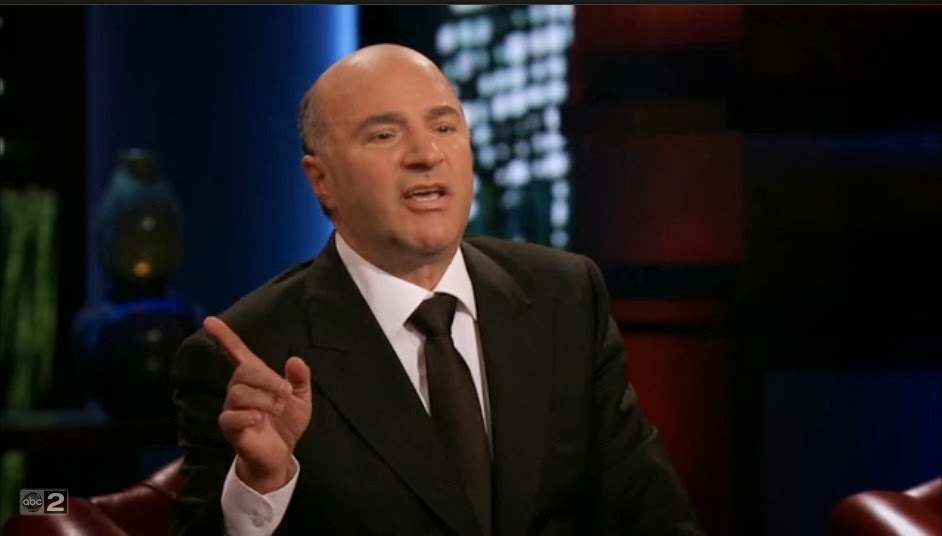 kevin o'leary versus mark cuban