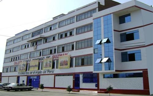 Escuela SANTO DOMINGO DE GUZMAN - Carabayllo