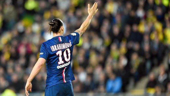 Highlights Nantes 0 – 2 PSG (Ligue 1)