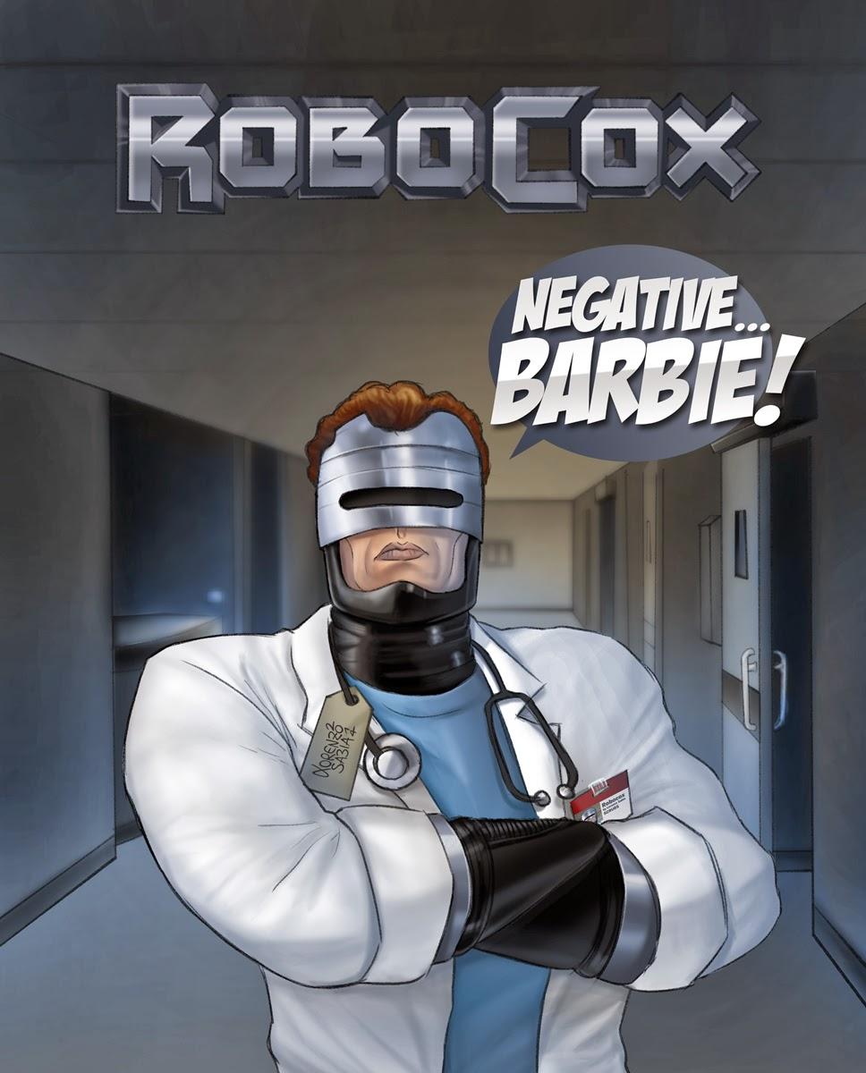 RoboCox by Lorenzo Sabia