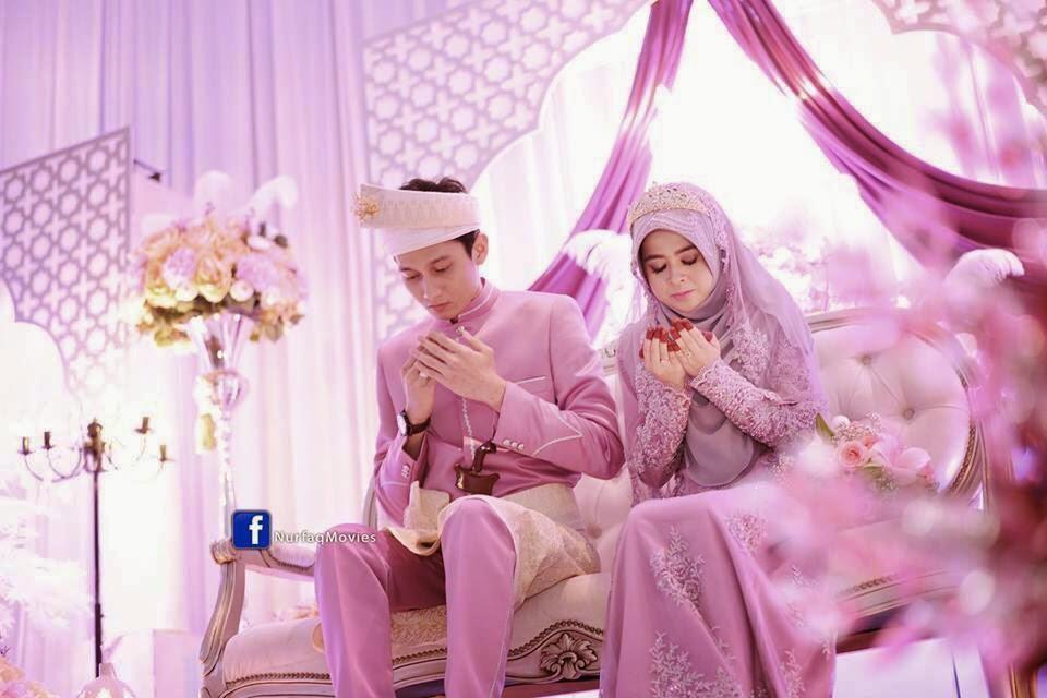 husna&asri kahwin