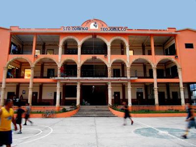 Santo Domingo, Teojomulco, Sola de Vega