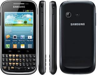 Spesifikasi dan Harga Samsung Galaxy Chat B5330