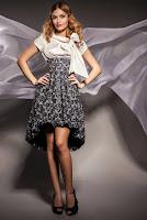 Rochie de ocazie Sophia Bleumarin