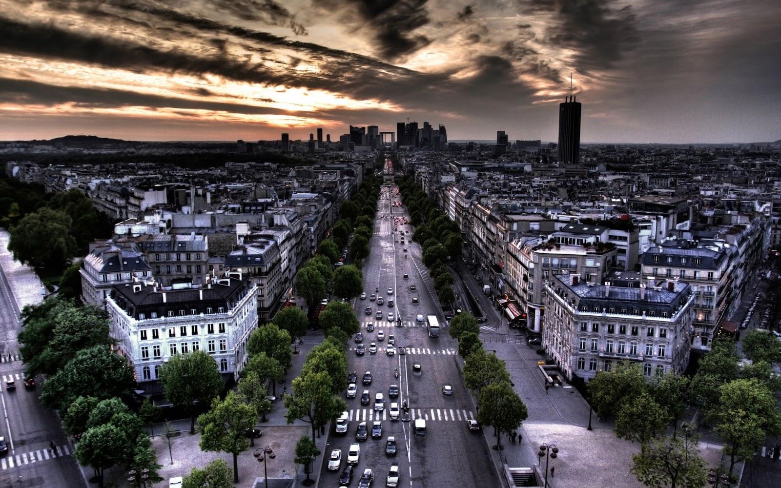 paris city street hd - photo #25