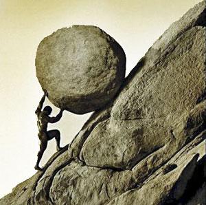 told a sziklát - Egy történet az engedelmességről és kitartásról.