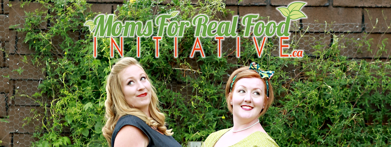 Moms For Real Food Initiative