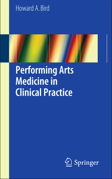 Performing Arts Medicine in Clinical Practice (November 19, 2015)