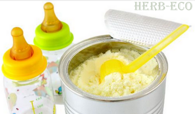 Organic еда для малышей от iHerb