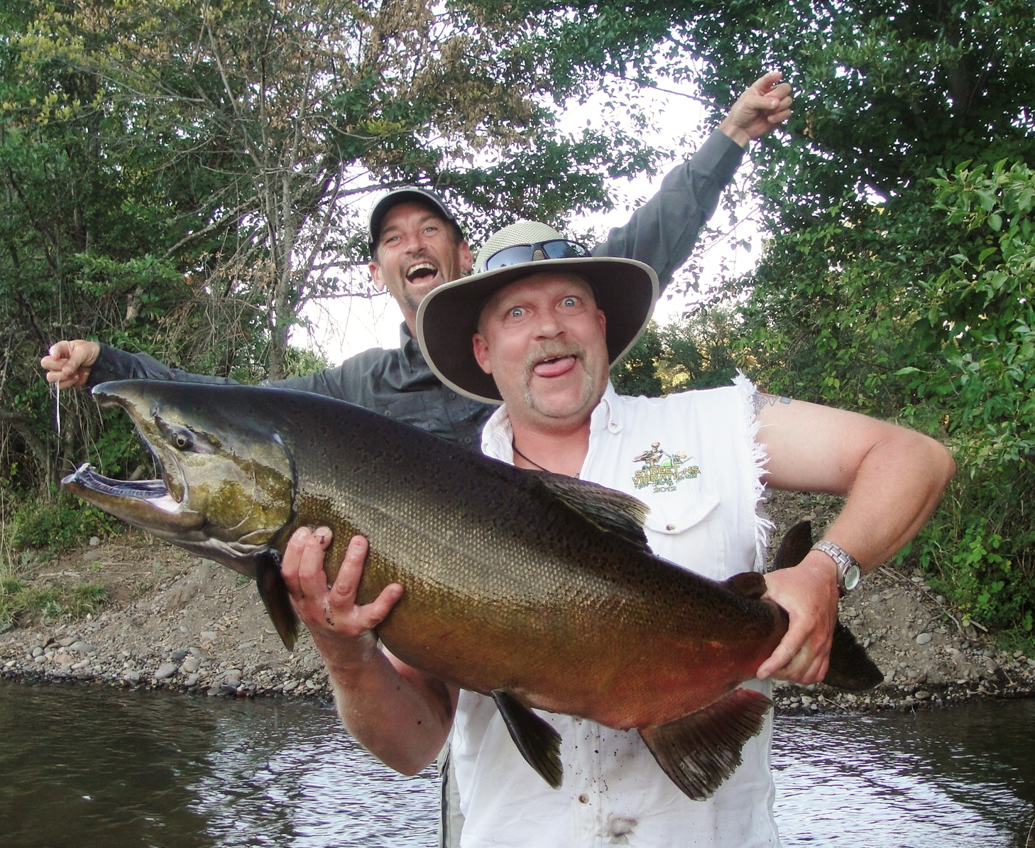Your Rogue River Oregon Fishing Guide 39 S Trip Report