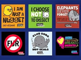 Image: Free Printable Animal Stickers