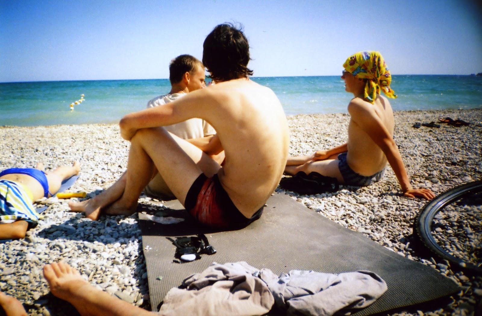 Реальные истории с нудисткого пляжа 7 фотография