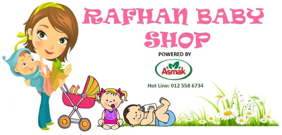 Rafhan Baby Shop - Kedai Barang Bayi