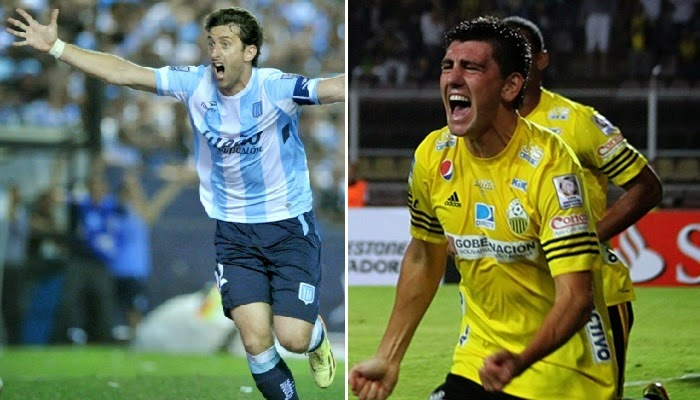 Racing Club vs Deportivo Tachira en vivo