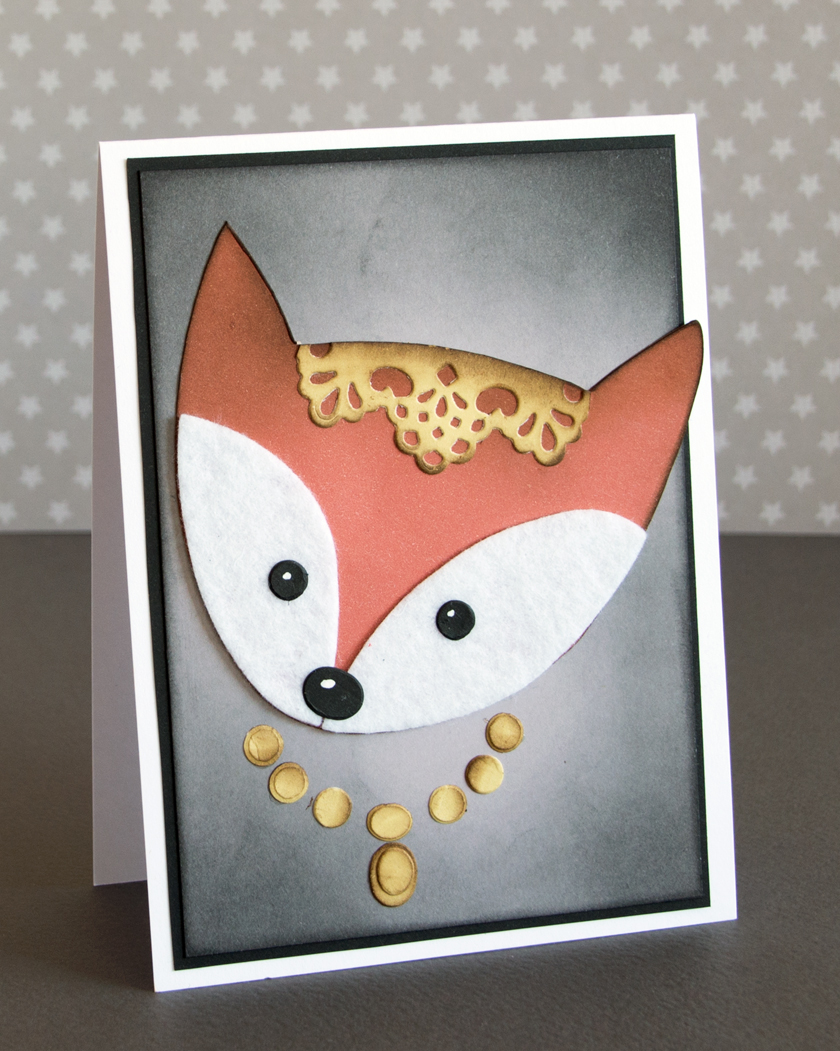 Cardmaking ideas with Sizzix / Big Shot