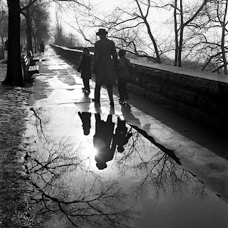 January, 1953, New York, NY by Vivian Maier