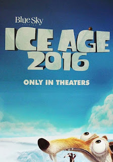Film Ice Age 5: Collison Course 2016