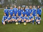 2011 JV Girls Team