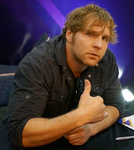 The Shield's Dean Ambrose photos