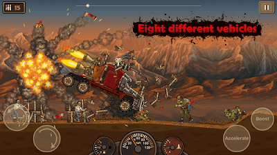 Earn to Die v 1.0.19 Mod Apk (Unlimited Money)+Data 2