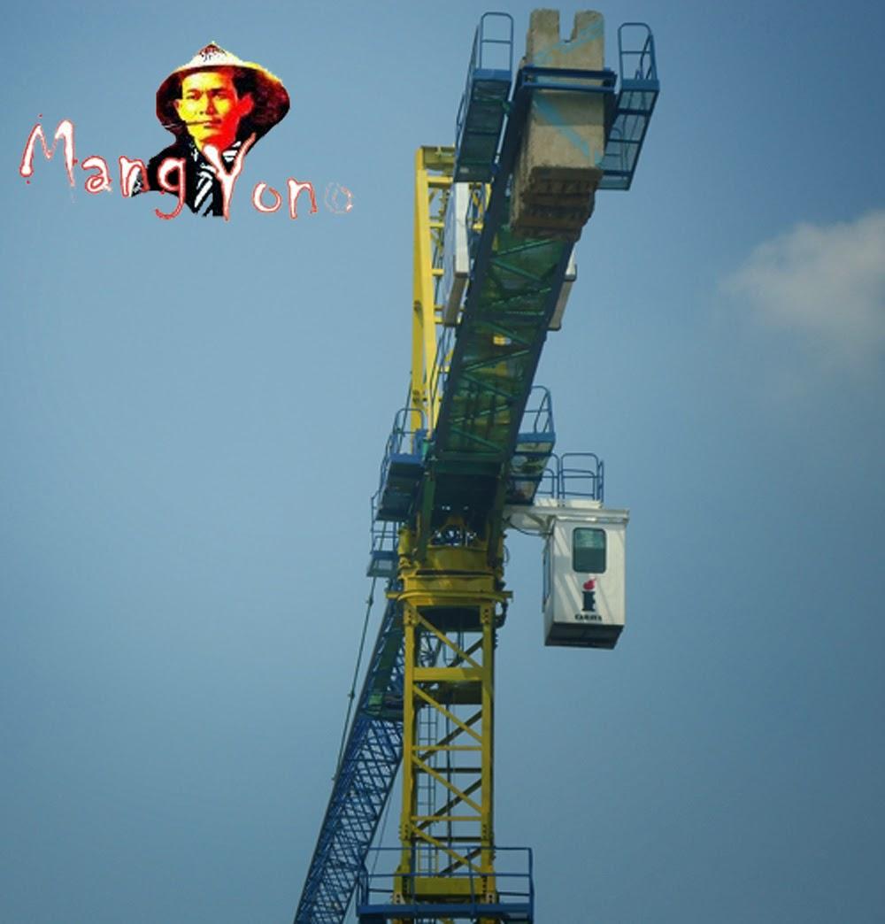 Alat Berat Tower Crane dan Mengetahui Cara menghitung Biaya pengadaannya