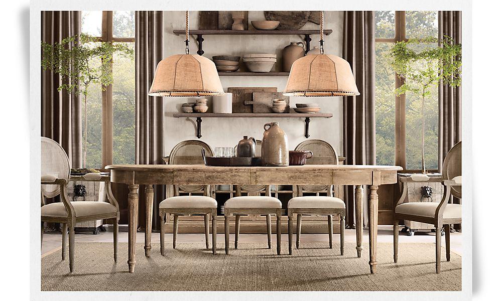 Tavolo Da Pranzo Shabby Chic : Sala pranzo shabby design della casa
