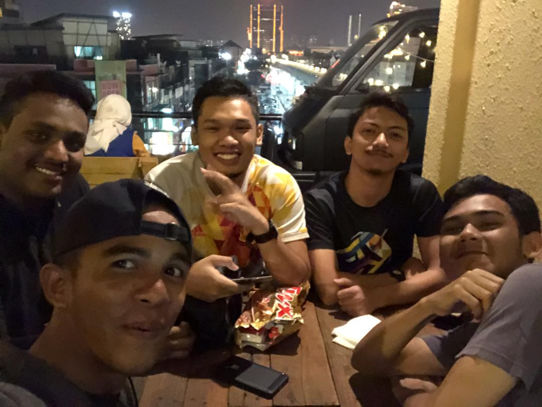 ATAP Rooftop Cafe, Bandar Sunway - Selangor
