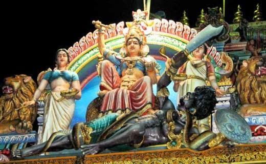 Thozhuvancode Devi Temple Thiruvananthapuram