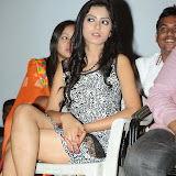 Ruby Parihar Photos in Short Dress at Premalo ABC Movie Audio Launch Function 69