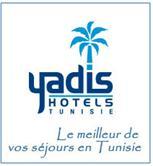 Recrutement Yadis Hotels Tunisie à Djerba, Tbarka et autres villes