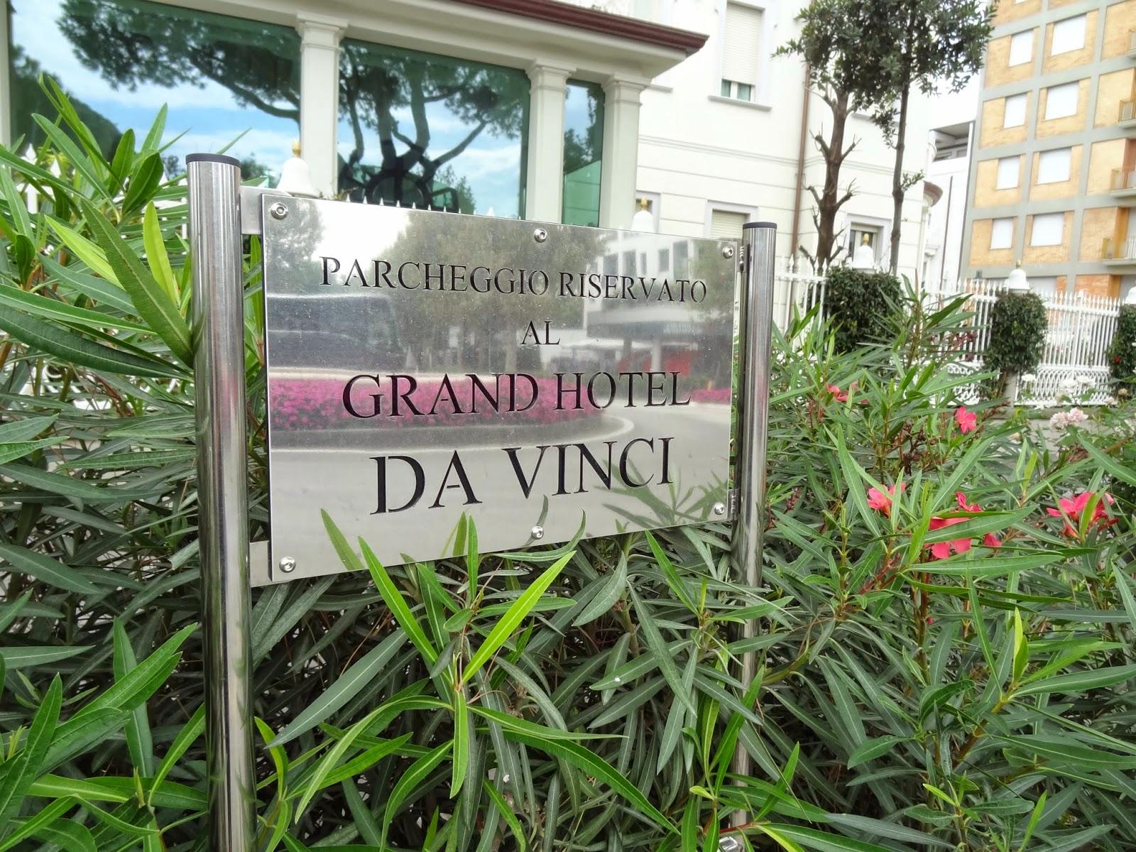 Wellness Experience Grand Hotel da Vinci Cesenatico Luxury