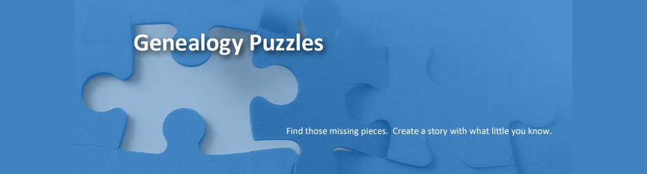 Genealogy Puzzles