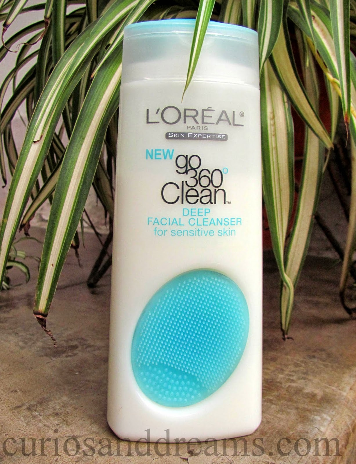 L'Oreal Go 360 Clean Deep Facial Cleanser Sensitive Skin Review