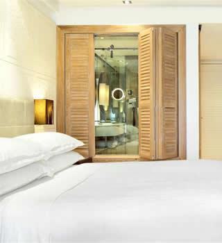 Sheraton Hotel Ikeja Club Rooms