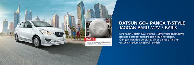 Datsun Go+ Surabaya