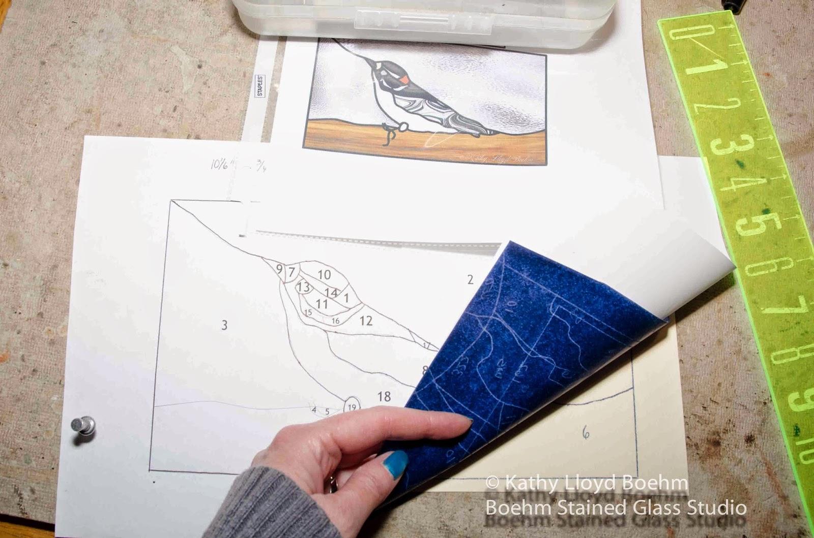 boehm stained glass blog stained glass backyard wild birds 1