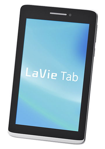 NEC Luncurkan Tablet LaVie Tab S