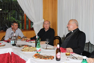 Il Vescovo di Viterbo Mons. Lino Fumagalli